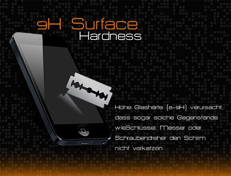 SHTL Tempered Glass Screen Protector