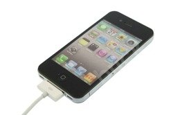 Apple MA591G/B USB Charging and Synch Cable für iPhone 3G 3GS 4 4S / iPad 2 / 3