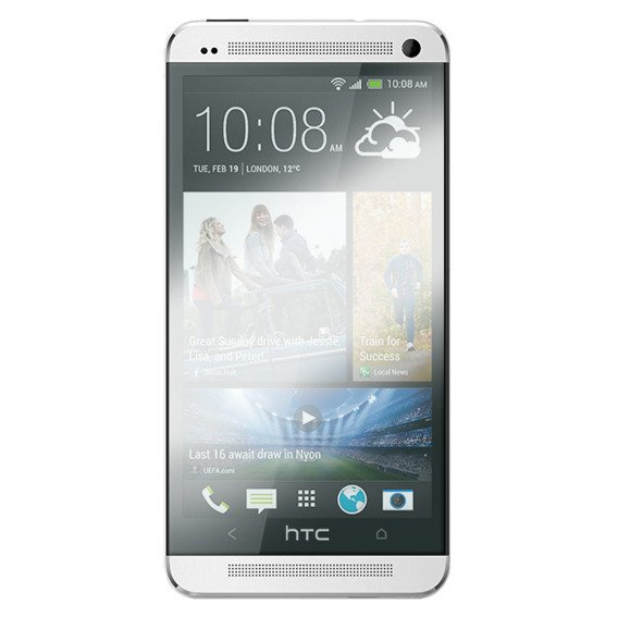 SHTL Premium Tempered Glass Screen Protector for HTC One M7