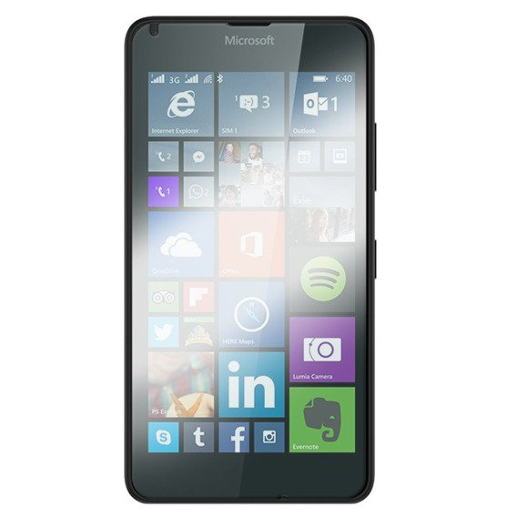 SHTL Premium Tempered Glass Screen Protector for Microsoft Lumia 640