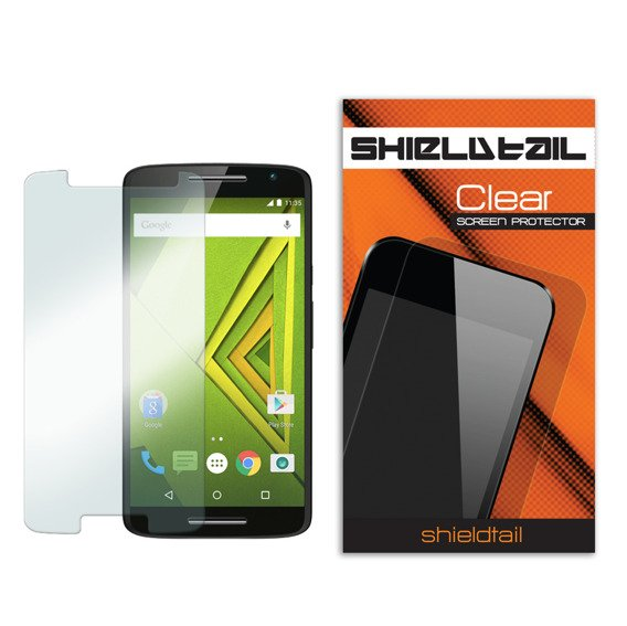 SHTL Premium Tempered Glass Screen Protector for Motorola Moto X Play