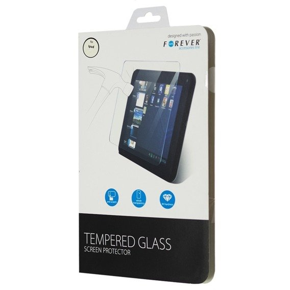 Tempered Glass Screen Protector for Apple iPad Air 2