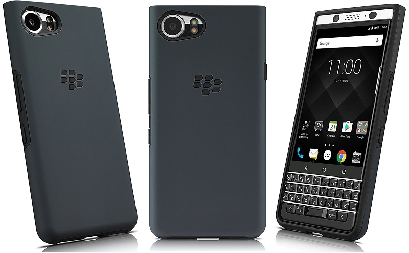 Oryginalne Etui Dual Layer Case Blackberry KEYone