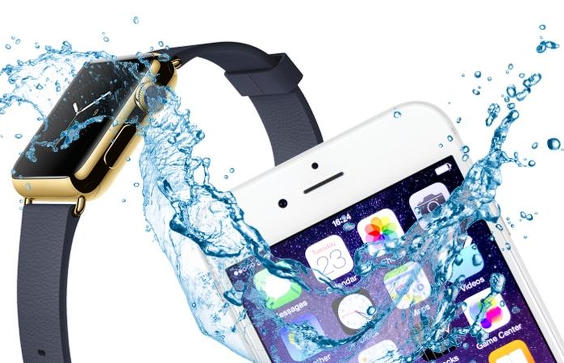 How to dry a wet phone?