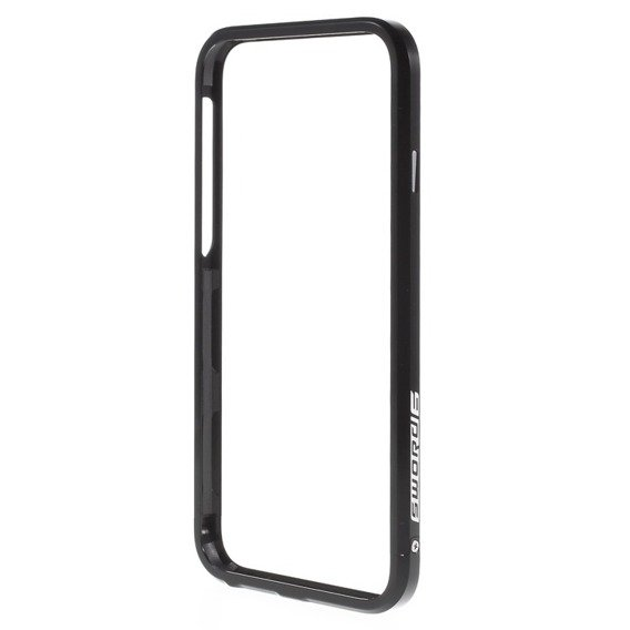 LJY Sword 6 Bumper Case for Apple iPhone 6/6S Plus 5.5 - Black