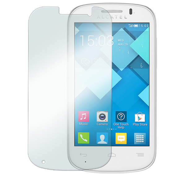 SHTL Premium Tempered Glass Screen Protector for Alcatel One Touch Pop C3
