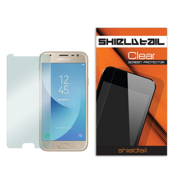 SHTL Premium Tempered Glass Screen Protector for Samsung Galaxy J3 2017