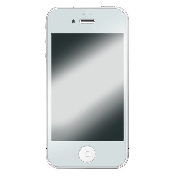 SHTL Premium Tempered Glass Screen Protector for iPhone 4 4S