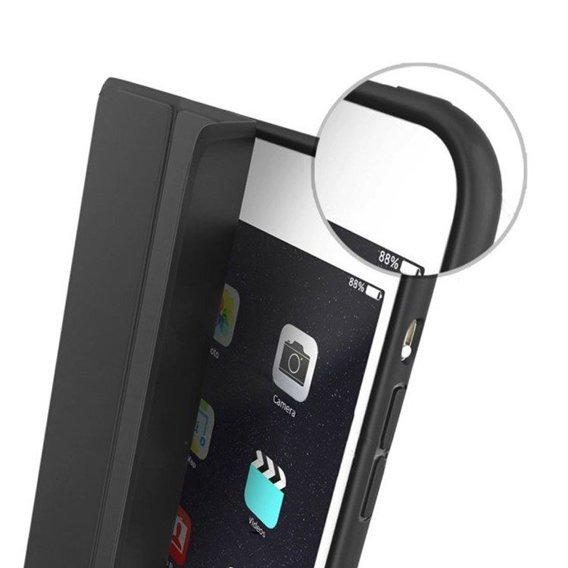 Smartcase Case for iPad 2/3/4 - Black