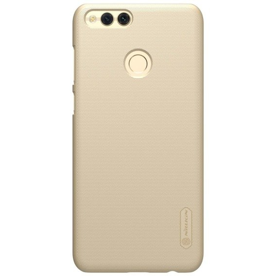 NILLKIN Super Frosted Shield Hülle für Huawei Honor 7X - Gold