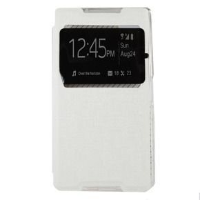 S-View Cover for Sony Xperia Z5 Compact - White