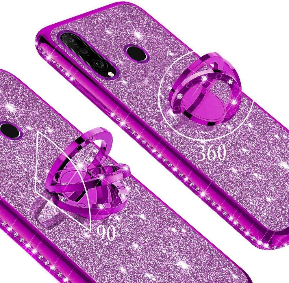 Etui Bling Do Huawei P30 Lite Purple Sklep Xgsm Pl