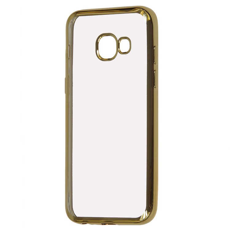 etui electro jelly case samsung galaxy a3 2017 gold sklep. Black Bedroom Furniture Sets. Home Design Ideas