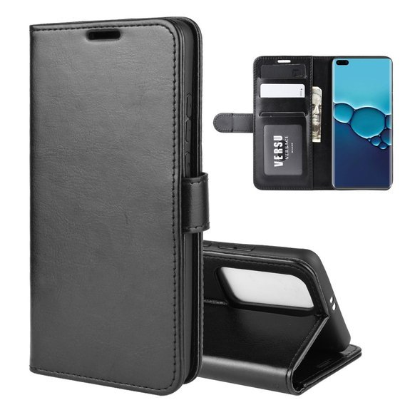 Etui Flexi Book Wallet do Huawei P40 - Black