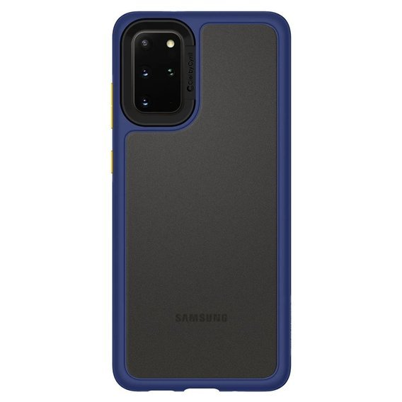 Etui SPIGEN do Samsung Galaxy S20+ Plus, CIEL COLOR BRICK, Navy