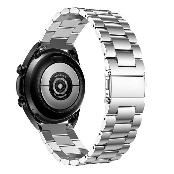 Bransoleta Stainless do Samsung Galaxy Watch 46mm - Silver