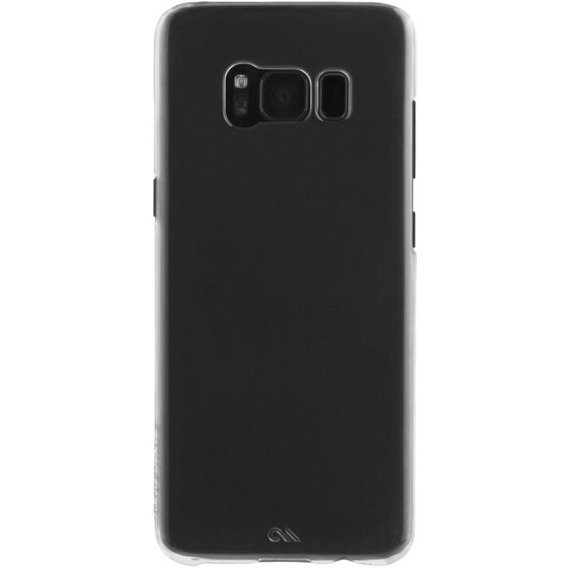 CASE-MATE Barely There Etui Samsung Galaxy S8 Plus - Clear