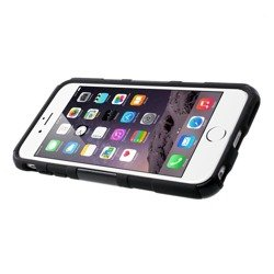 Czarne Etui Armorbox Holster Stand iPhone 6/6S Plus 5.5