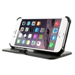 Czarne Etui Stand Case iPhone 6/6S Plus 5.5