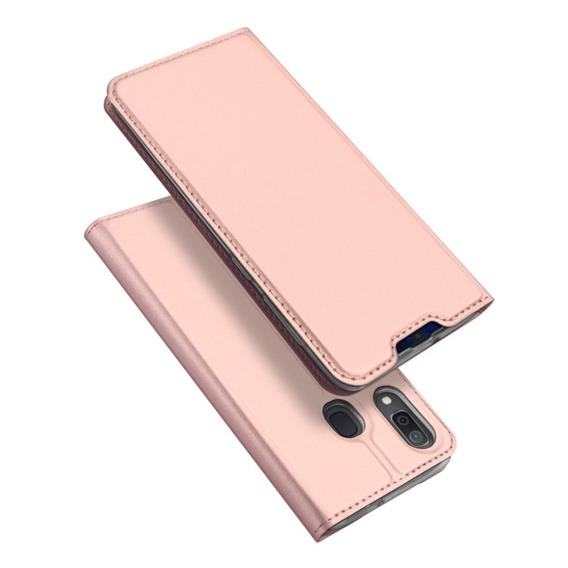 DuxDucis Etui Skinpro do Samsung Galaxy A20 / A30 - Rose Gold