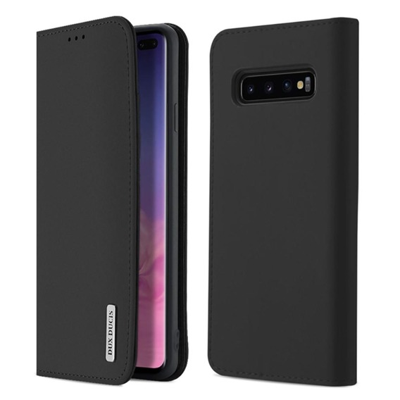 DuxDucis Etui Wish do Samsung Galaxy S10 Plus - Black