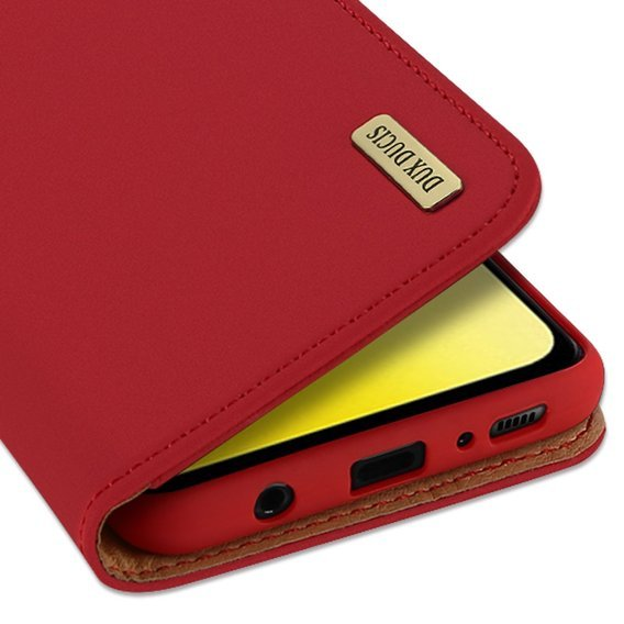 DuxDucis Etui Wish do Samsung Galaxy S10e - Red