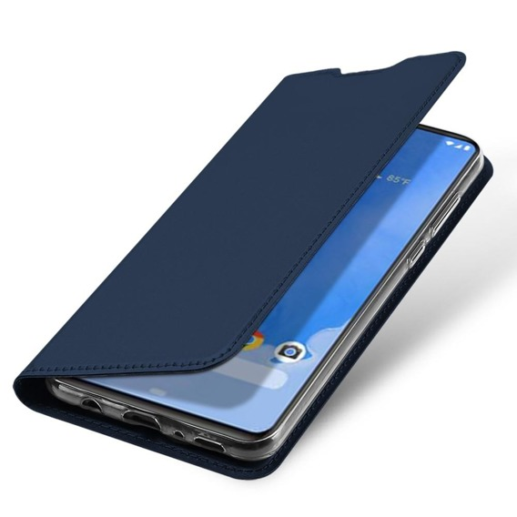 Duxducis Etui Skinpro do Samsung Galaxy A70 - Dark Blue