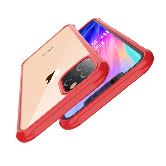 ERBORD Etui AntiDrop Hybrid Case iPhone 11 Pro Max - Red