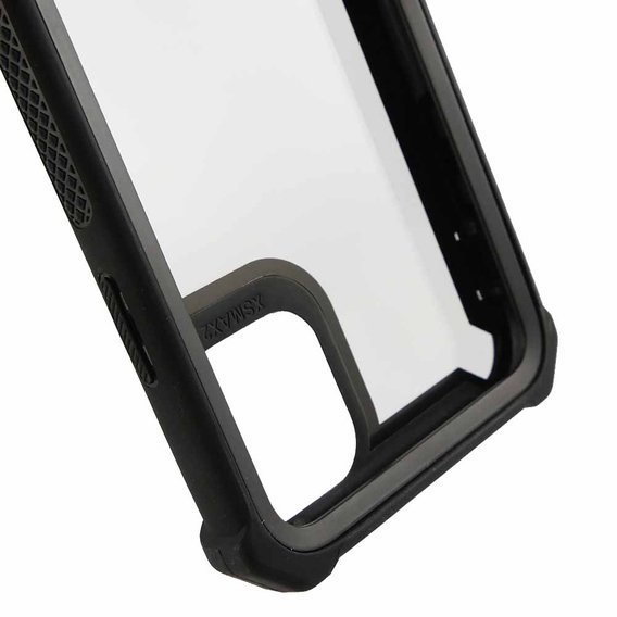 ERBORD Etui AntiDrop Hybrid iPhone 11 Pro Max - Black
