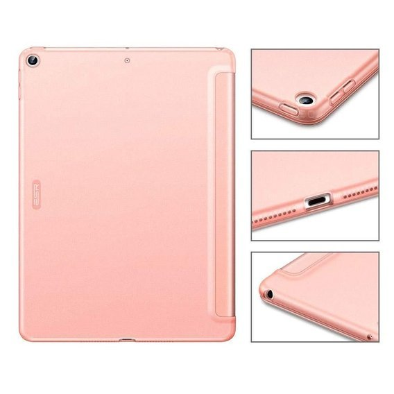 ESR Etui do iPad 10.2 2019 - Rebound - Rose Gold
