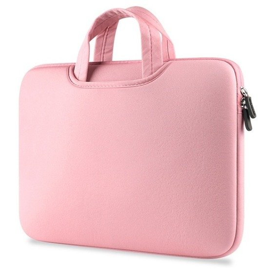 Etui Airbag na Tablet/Laptop 15 cali - Pink
