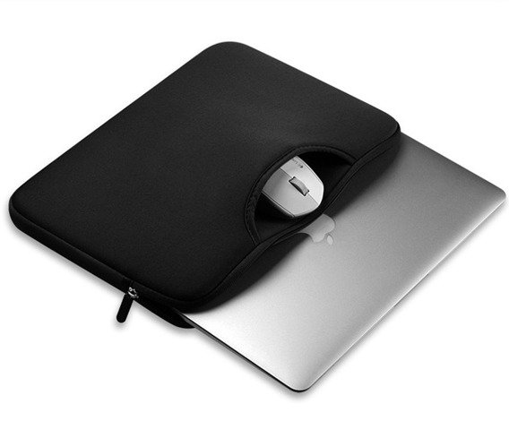 Etui Airbag na laptopa 13 cali - Black