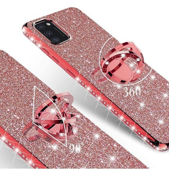 Etui BLING do Samsung Galaxy M51 - Red
