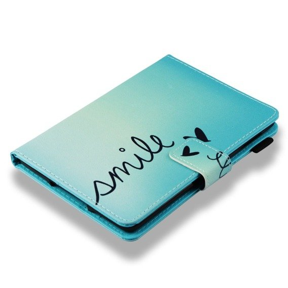 Etui Book Stand Case Amazon Kindle Paperwhite 4 2018 - Smile