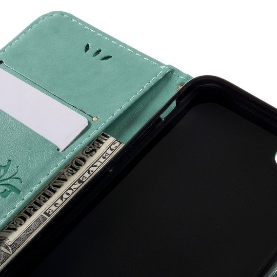 Etui Butterfly Flexi Book iPhone 7 / 8 4.7 - Green