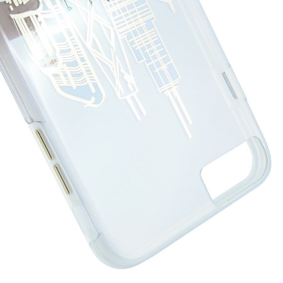 Etui CASE-MATE Clear Tough Apple iPhone 6/6S Plus 5.5 - Chicago Cubs