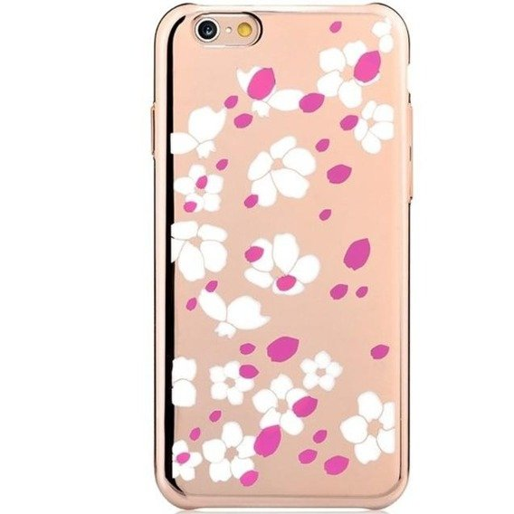 Etui COMMA Bloom Hard Case iPhone 6 6s 4.7 - Złoty