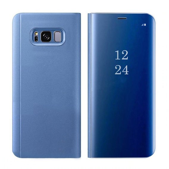 Etui Mirror View Case do SAMSUNG Galaxy S8 - Blue