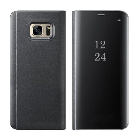 Etui Clear View do SAMSUNG Galaxy S7 - Black