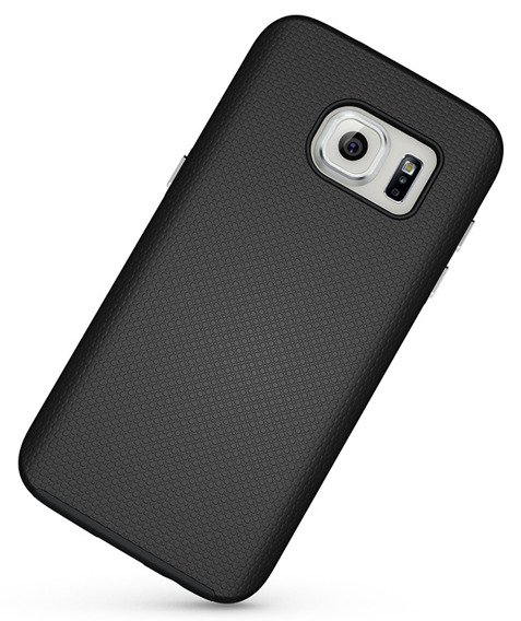 Etui Dual Tough Case Samsung Galaxy S7 Edge - Black