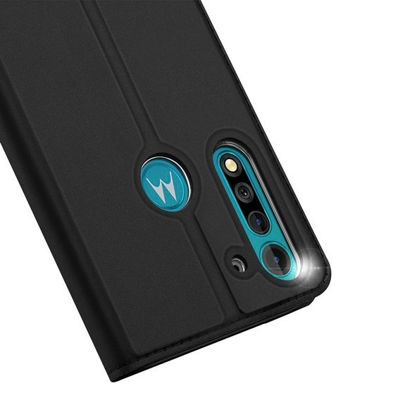 Etui Dux Ducis do Motorola Moto G8 Power Lite, Skinpro, Black