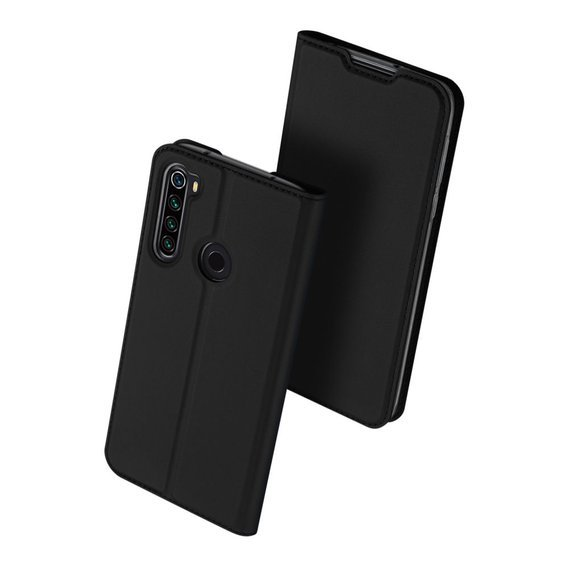 Etui Dux Ducis do Xiaomi Redmi Note 8T - Skinpro - Black