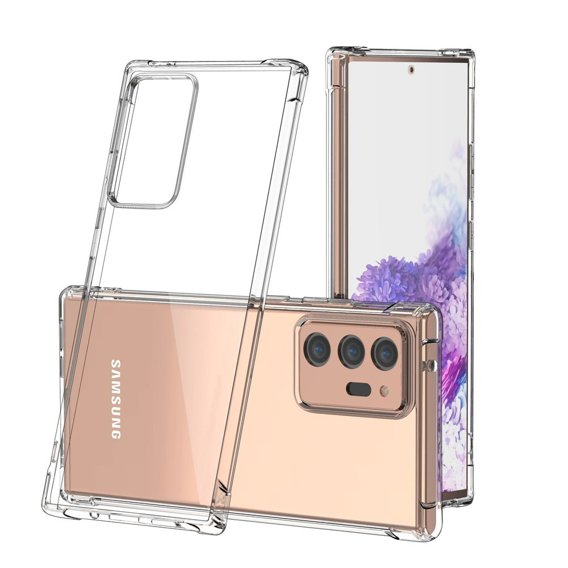 Etui ERBORD Drop-resistant do Samsung Galaxy Note 20 Ultra - Clear