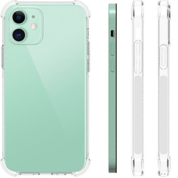 Etui ERBORD Dropproof do iPhone 12 Max - Clear