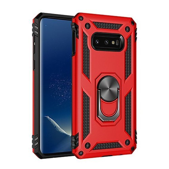 Etui ERBORD NOX do Samsung Galaxy S10e - Red