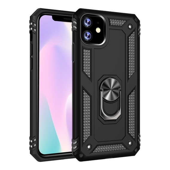 Etui ERBORD NOX do iPhone 11 - Black