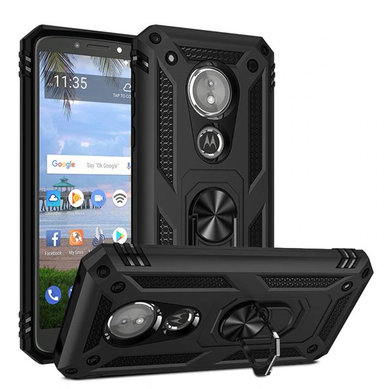 Etui ERBORD Nox do Motorola Moto E5 / G6 Play - Black