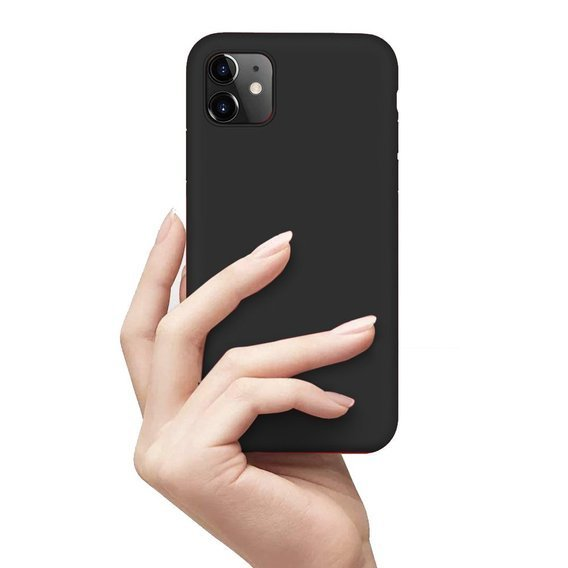 Etui ERBORD Silicon Lite do iPhone 11 Pro - Black