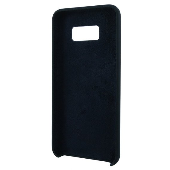 Etui ERBORD Silicone Case Samsung Galaxy S8+ Plus - Black