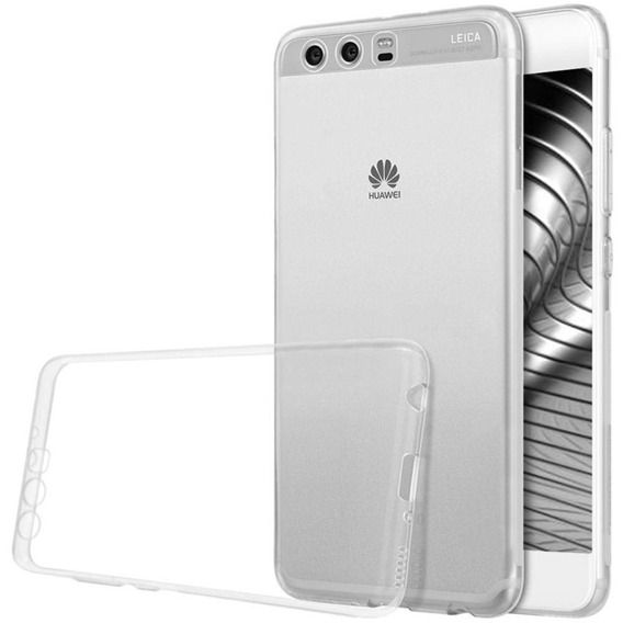 Etui ERBORD Slim Case do Huawei P10 - Clear